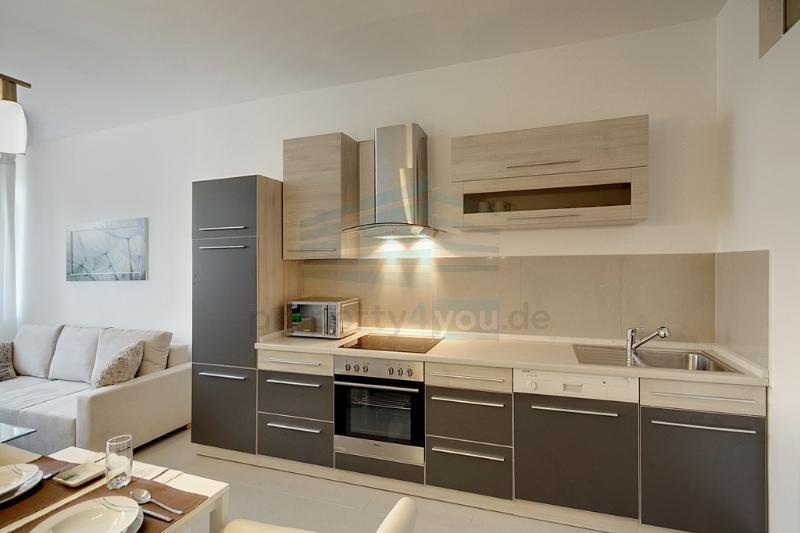 Küche Milbertshofen luxuriöse möblierte 2 zimmer wohnung in münchen schwabing nord